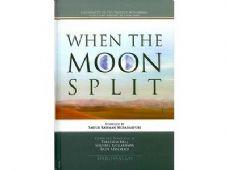When the Moon Split New Edition (Full Color) - Hard Back / Brand new